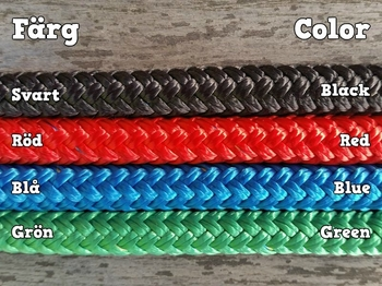 Split reins with removable snaps and back splices